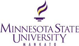 Logo for MNSU Crowdfunding